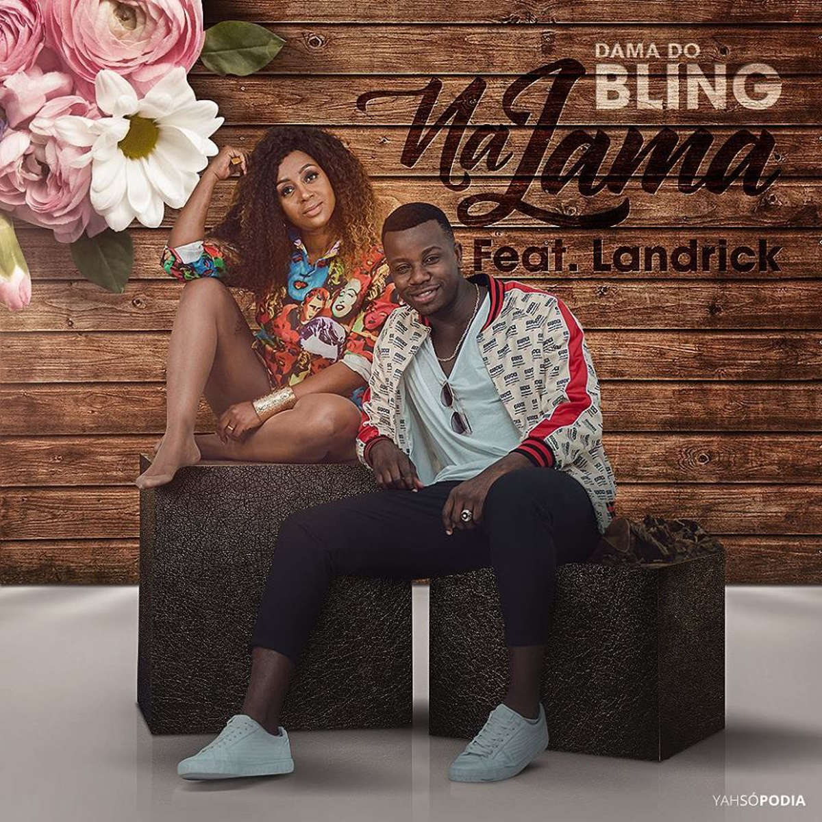Dama do Bling - Na Lama (feat. Landrick) 2019